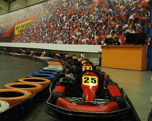 Karts com motor Honda 220c.c