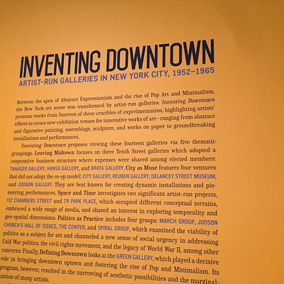 Inventing Downtown #mundosully