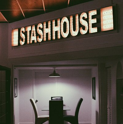 1st look inside Stash House