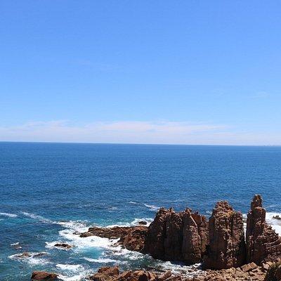 The Pinnacles, Cape Woolamai National Park, Phillip Is