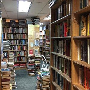 City Basement Books.