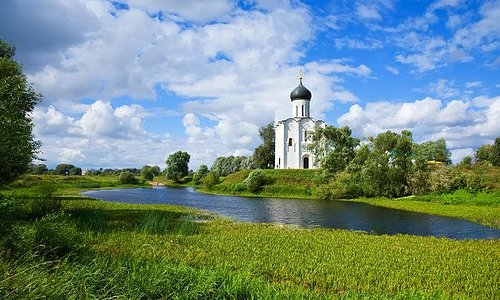 Suzdal&Vladimir private tour: 1 day