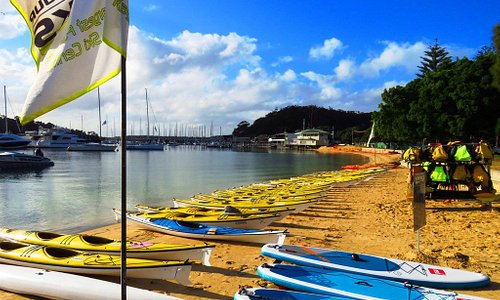 Kayak, canoe and sup rental in Sydney