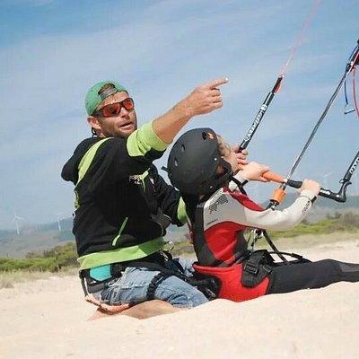 The best kitesurf school in Lisbon