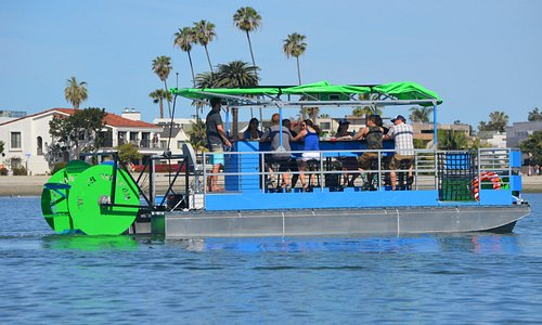 All aboard Sip-N-Cycle Cruises! 1-833-SIP-AWAY to book!
