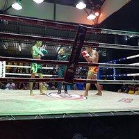 Galaxy Boxing Stadium Patong