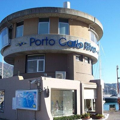 ingresso porto privato