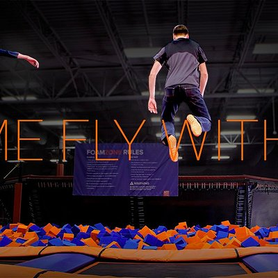 "Sky Zone is the world's first indoor trampoline park. We're the inventors of ""fun fitness."""