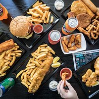 Old School Fish and Chips all your favourites in one place