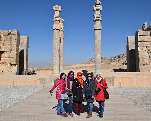 Persepolis, Iran. Photo taken by PersiaTravelers.