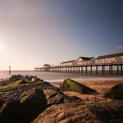 The Pier in the Sunshine