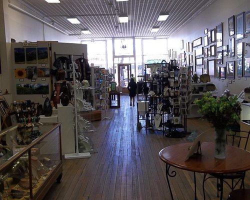 Local art jewelry and gifts