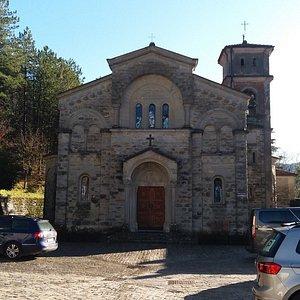La chiesa di San Pietro in Corniolo