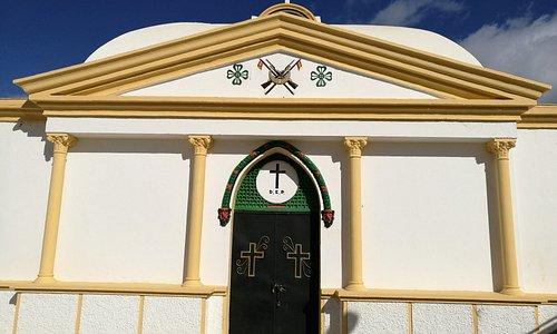 Panteón de Regulares de Melilla, nº 2.