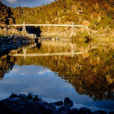 Alexandra Bridge - Cataract Gorge