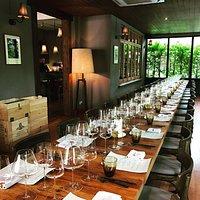 longtable winemaker's dinner