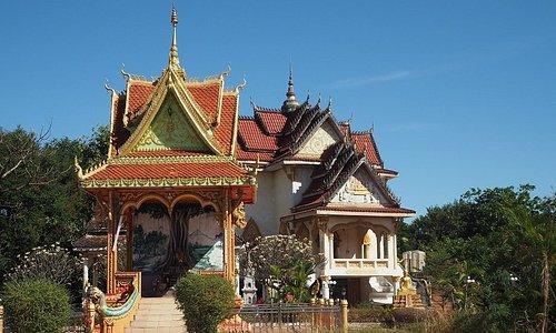 ワット・パバート寺院。