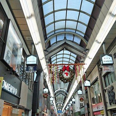 新京極商店街環境