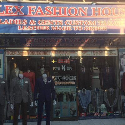 Well come to Alex fashion house