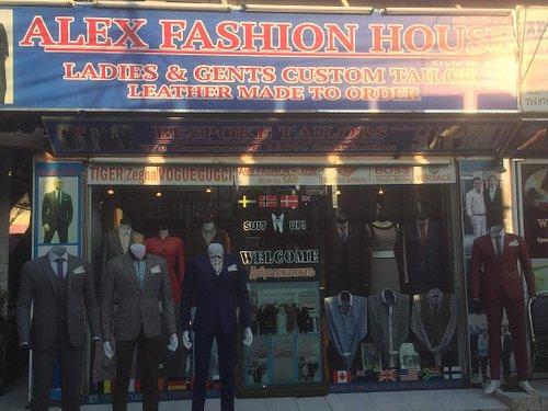 Well come to Alex fashion house