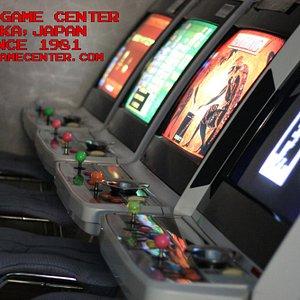 All games 100 yen per play!