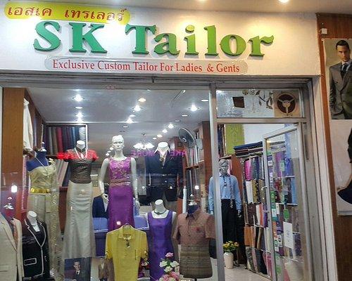 SK TAILOR SHOP