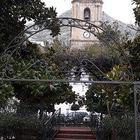Iglesia de Santa Marta, en Martos