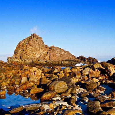 Sugarloaf in the Cape Naturalist National Park