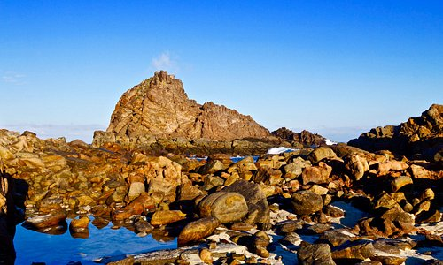 Sugarloaf in the Cape Naturalist National Park