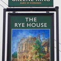 Rye House Innpub sign