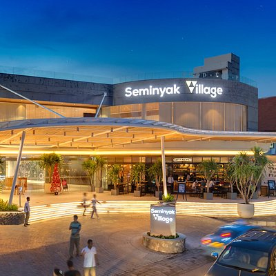 Welcome to Seminyak Village
