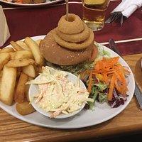 The Anvil Burger