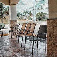 Patio at Riviera Coffee