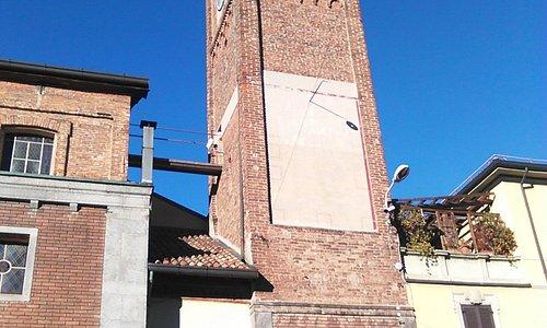 La torre campanaria ,del '400