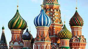 Moscow, Capital of Russia