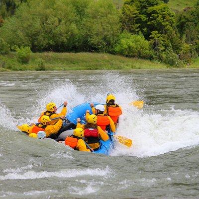 Experiencia #RaftingEnAysén