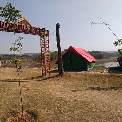 Best camp on damdama lake