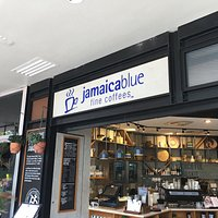 Jamaica Blue Coffee - Entertainment Quarter Sydney NSW