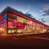 SMX Convention Center Manila Facade