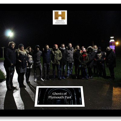 Image from Fri 19th January - Ghosts of Plymouth Past on The Hoe, Plymouth