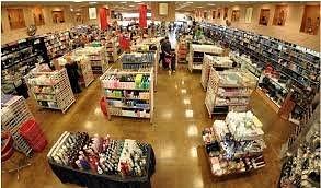 Tem de tudo! Paraíso de compras