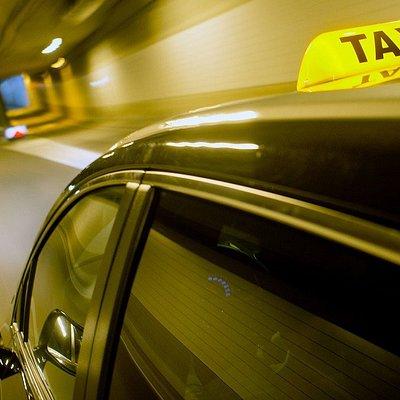 Nav taxi background art