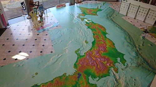 日本列島空中散歩マップ