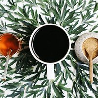 Did you know that our black teas have just as much caffeine as coffee?