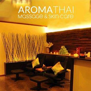 Aroma Thai Massage Entry
