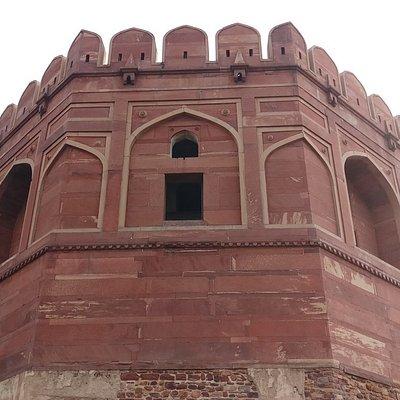 Samosa Mahal at Fatehpur Sikri