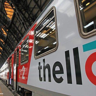 Day train Nice-Milan