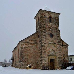 Кирха святого Петра