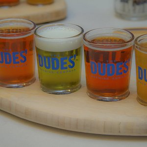 Beer comes in all flavors and styles.  Come give ours a shot.