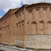 Iglesia de San Lorenzo El Real-Toro-Trasera
